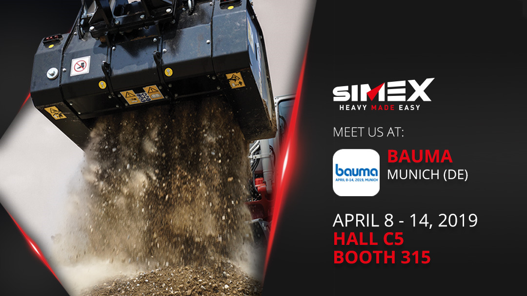 Form and substance on show at Bauma