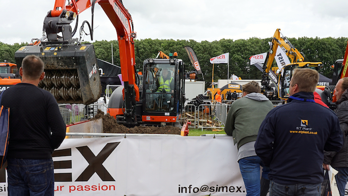 Plantworx UK and CTT Moscow: our report from the fairs