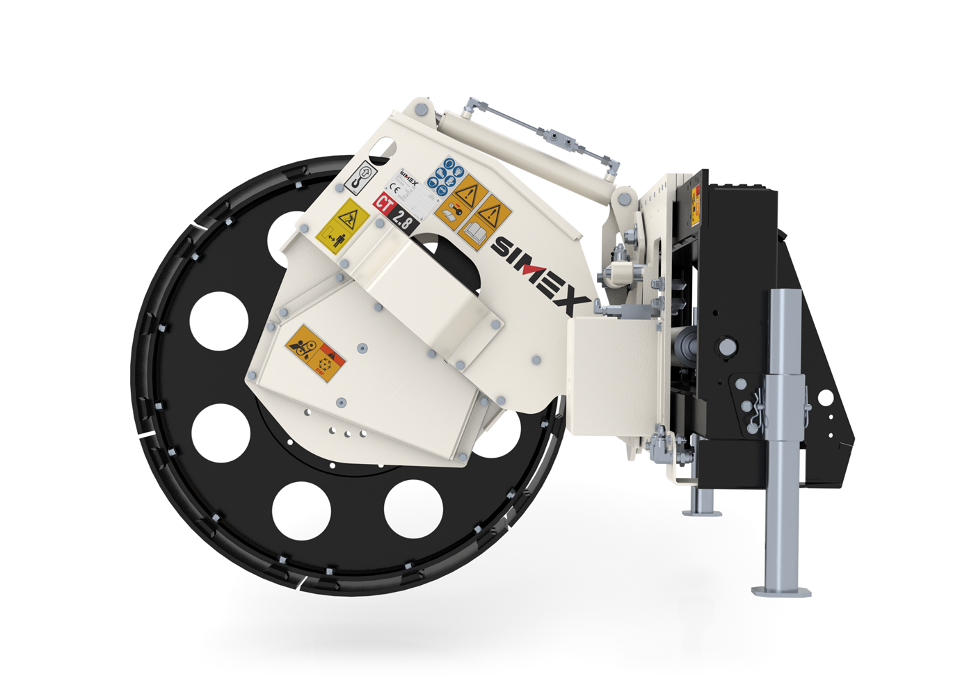 CT - Vibrating Wheel Compactors